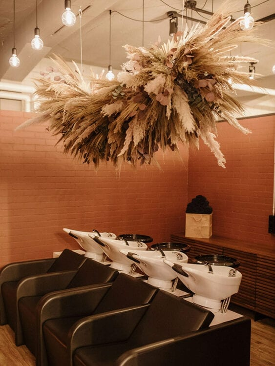 The Place Salon and Spa Interior